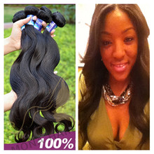 Top quality virgin body wave expressions hair for brazilian braiding hair