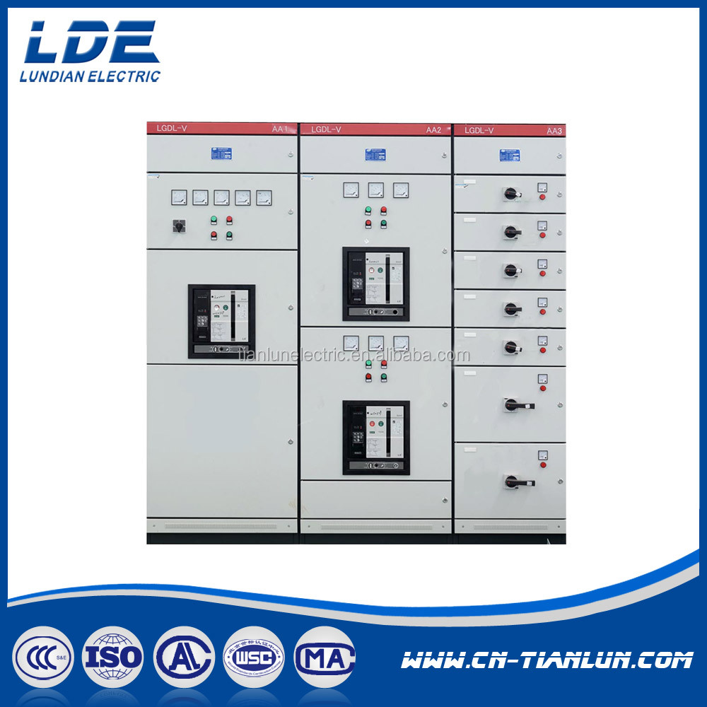 LGDL-V Type(380V) Power supply Cabinet ,low voltage switchgear, Distribution board
