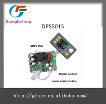 high quality DPS5015 Constant Voltage Step-down Programmable digital Power Supply converter LCD voltmeter 15A