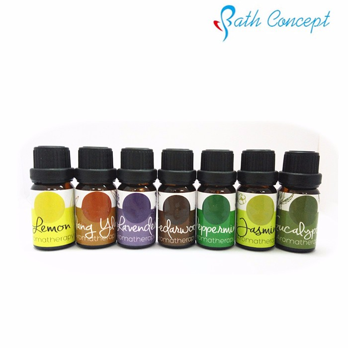 6pcs/set aromatherapy essential aroma diffuser oil