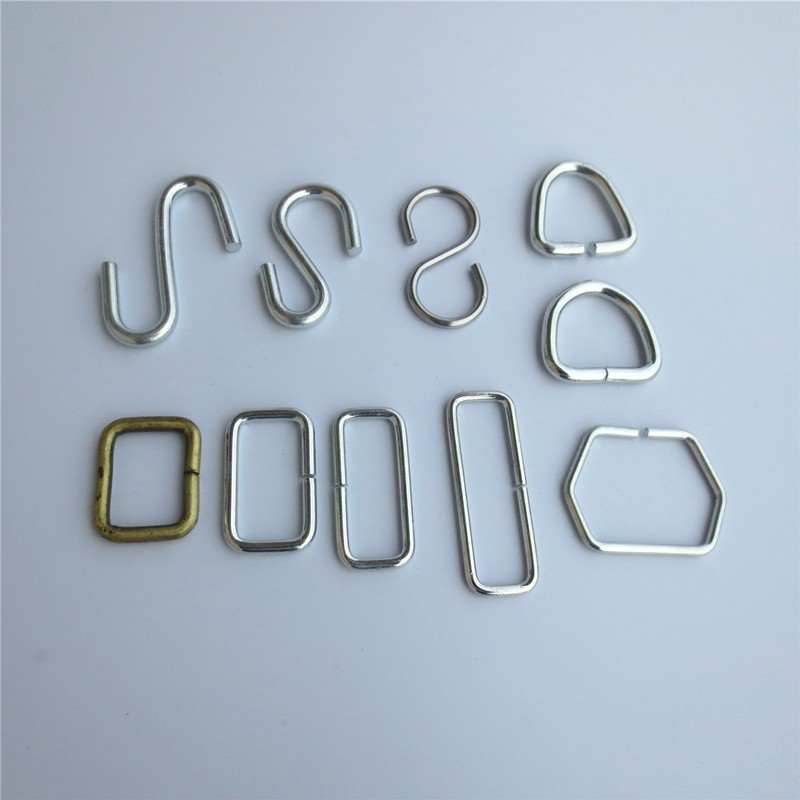 Metal Wire D Ring Buckle - Buy High Quality Metal Buckles For Aprons ...