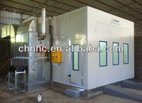 used CE and ISO Car Spray Booth for sale