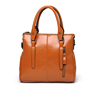 Online sale top 10 high quality new design cheap ladies designer handbags from China