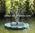 Weather Proof Green Plastic Lily Solar Floating Pool Pump For Sales