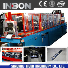 Popular C Purlin Cold Roll Forming Machine