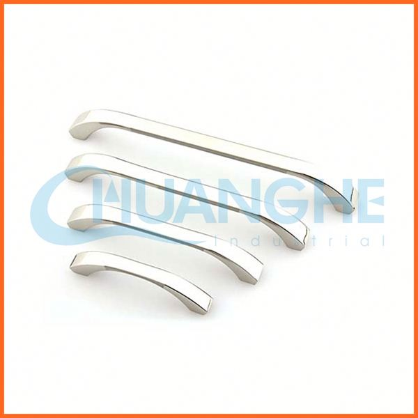 Manufactured in China Hardware leather furniture handles cabinet handle