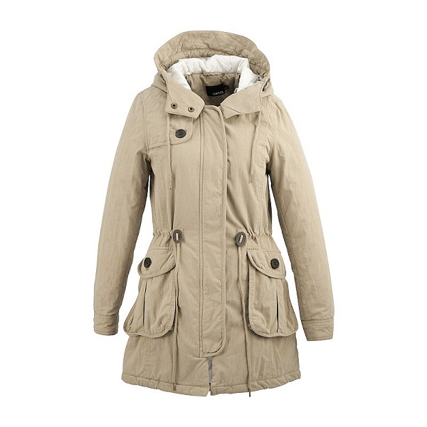 Custom outdoor winter woodland jackets for women