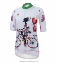 Primal wear road cycling jersey short sleeve bike bicycle sexy ladies