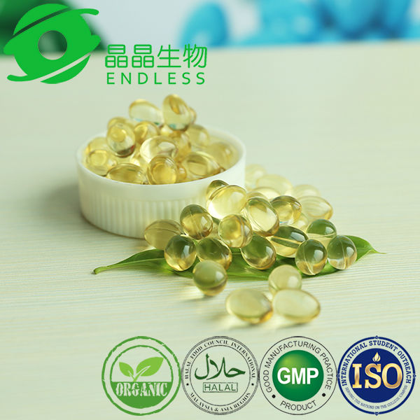 Hot sale pure and natural herb extract garlic oil softgel