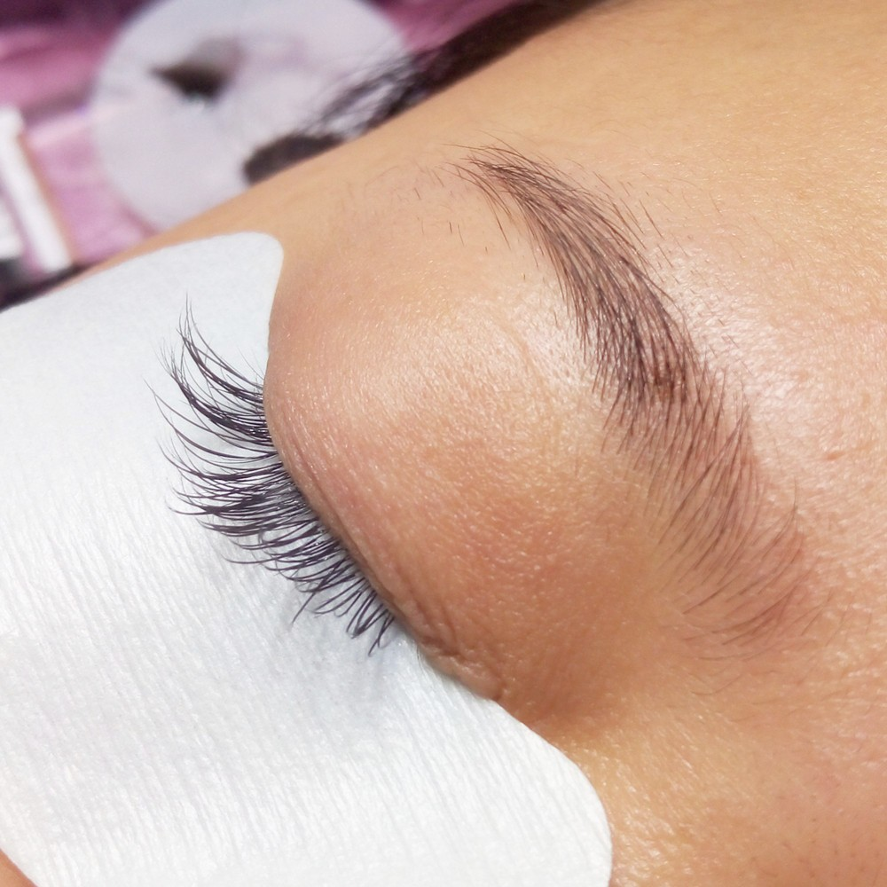 Super soft matt eyelash extensions offer private label eyelash extension