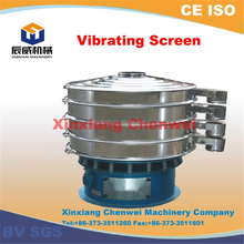 hot sale slurry rotary vibrating screen,sieving equipment with CE&ISO