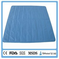 Gel reusable Cooling sponge ice mat,cooling cushion/cooling pad