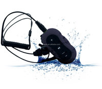 Digital Waterproof MP3 Player for Swimming, Underwater MP3 Player