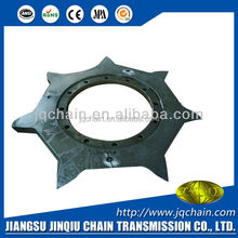 Roller Chains and sprockets supplier with ISO9001:2008