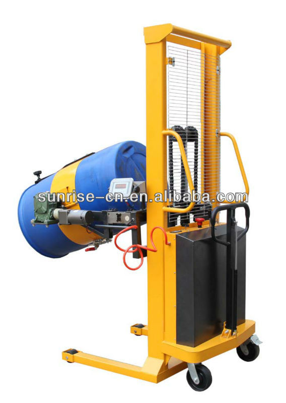 Tilter Manual Drum Stackers