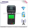 Wifi and 3G Printer for Money Transfer Process