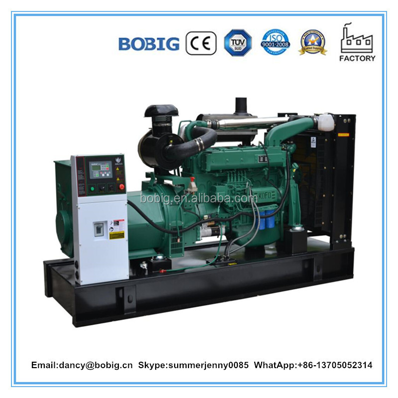 Low Price Good Quality Weifang Ricardo Diesel Generator Sets Silent Type or Open Type 8KW to 250KW