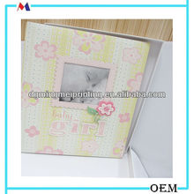 new baby beautiful photo frames/image&baby grow up recording photo albums