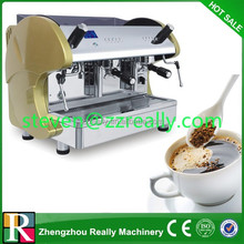 Italy Coffee Maker/ espresso coffee machine can be used in the mobile food trailer
