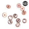 G23 Solid Titanium Dermal Piercing Body