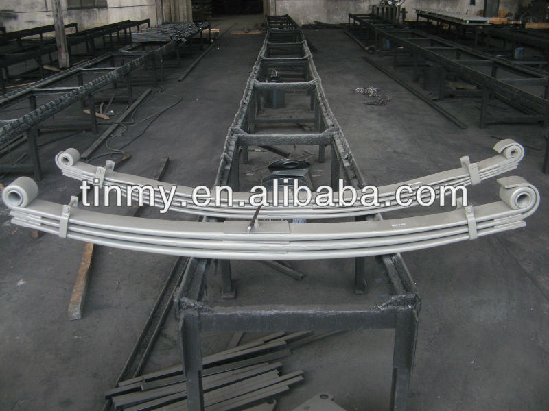 Multi leaf spring for Heavy duty Truck