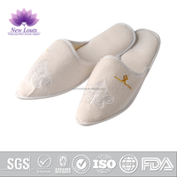 Indoor Outdoor Warm Plush Slippers for Airplane Slippers
