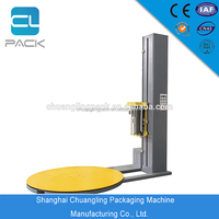 CLJ-1650 New Style Pallet Packing Luggage Stretch Wrapping Machine