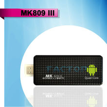 Android 4.2 tv box RK3188 2GB/8GB Built-in Bluetooth MK809III Quad Core MINI PC