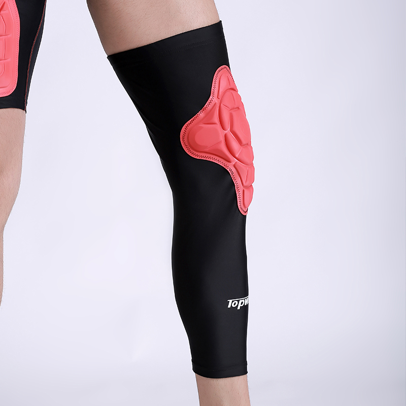 High Quality <strong>Protective</strong> Compression <strong>Protective</strong> Padded Knee Brace Compression Pads