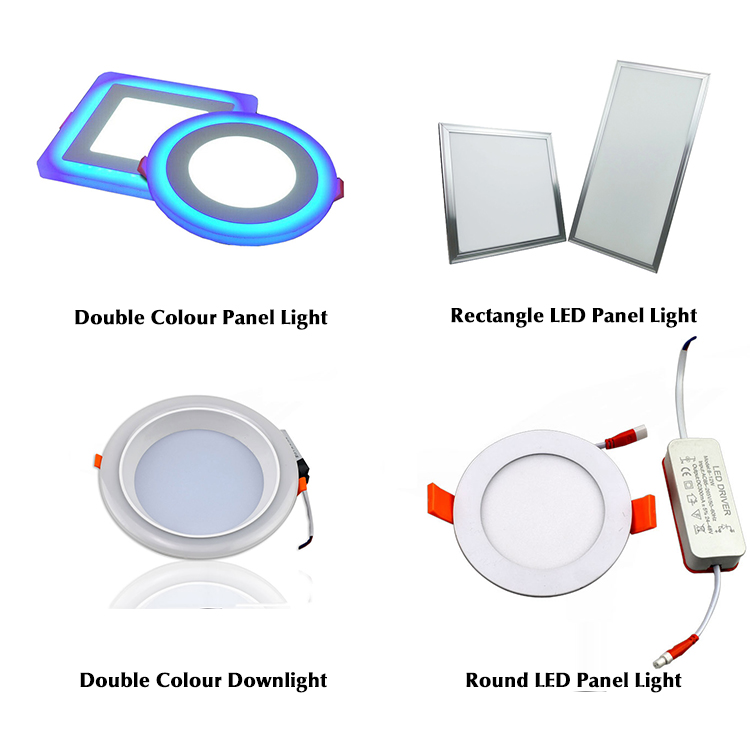 2 years warranty 110lm/w 3w 5w 7w led commercial downlight