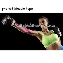 Sports Therapeutic Muscle Relief Precut Kinesiology Tape For Athletes