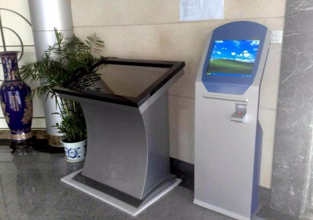 2016 high quality New ATM Machine of Bank, touch screen atm machine