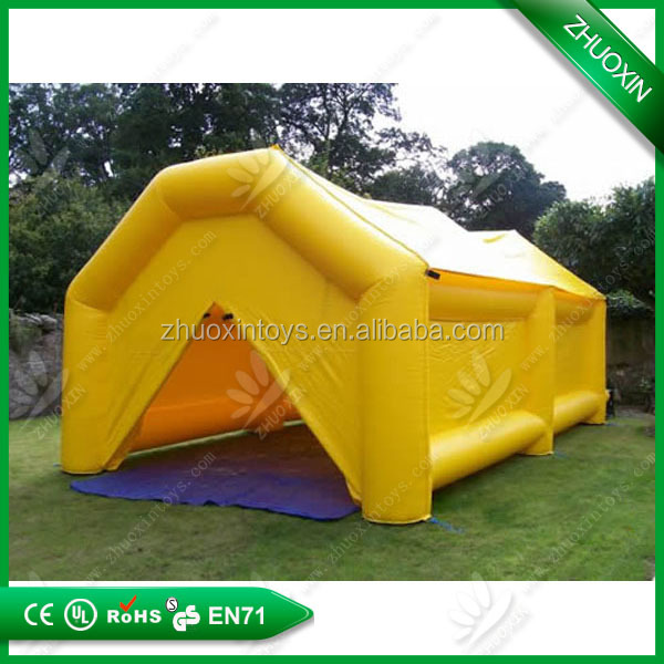 easy set up and break down 3 minutes finished inflate with curtain avoid rain inflow inflatable carport