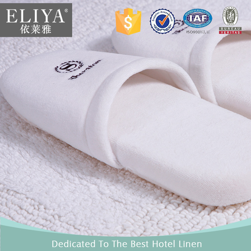 ELIYA Cheap Hotel Slippers Disposable Guest Slippers For Hotel