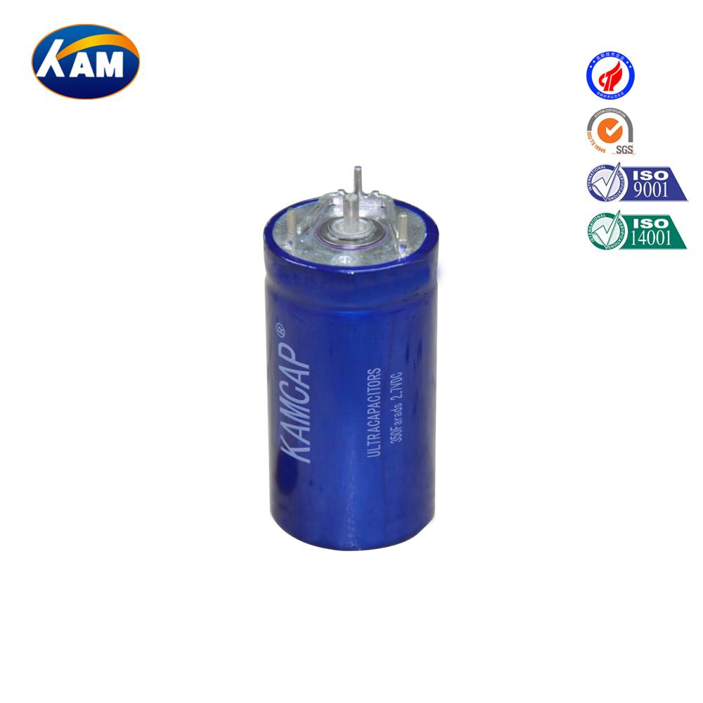 350F Electric double layer capacitor EDLC 2.7V