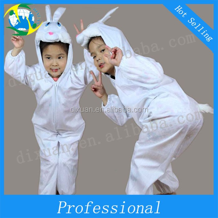 children's carnival animal costumes Rabbit costumes