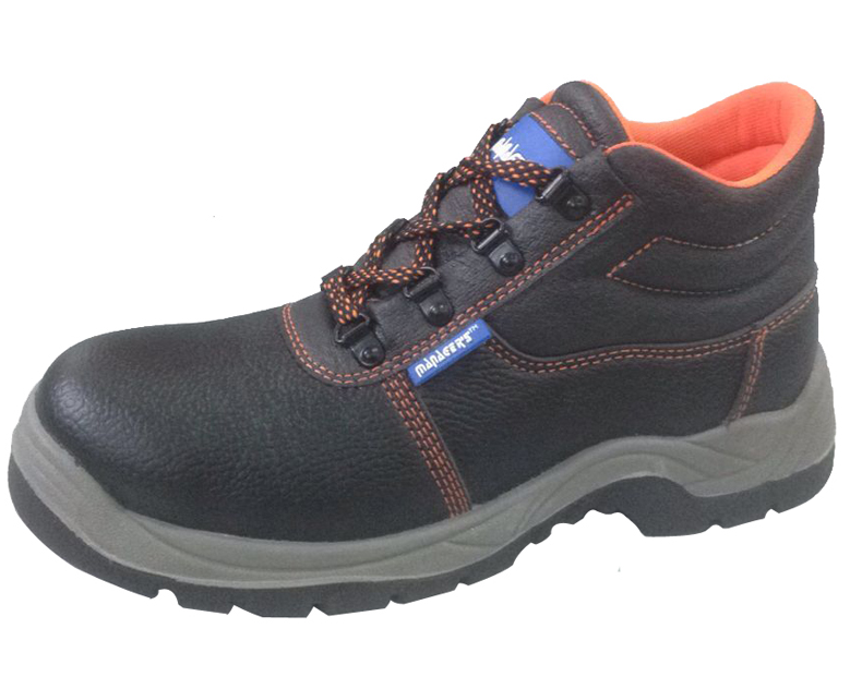 PU upper PU sole manager brand safety shoes