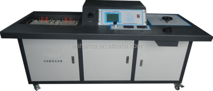 HGQH-C Manual Test Bench