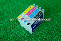 hot! refill ink cartridge for epson Stylus C84WN, T0441 T0442 T0443 T0444