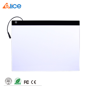 A3 LED Tracing Light Box USB Powered Ultra-Thin 18.5 inch Drawing Light Pad For Tattoo Drawing, Stencil, Sketching