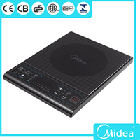 Chinese suppliers Luzand brand kitchen appliances SKY1615 midea induction cooker