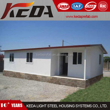 Cheap Prefabricated House as Temporary Home