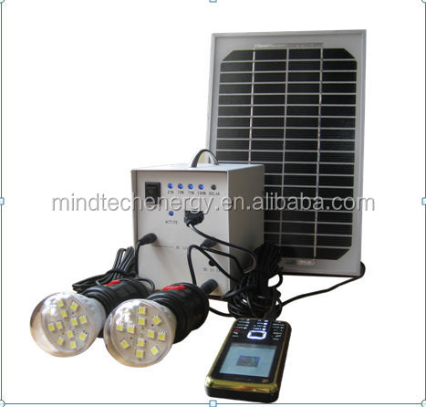5W outdoor portable solar lighting kits and solar camping sytem