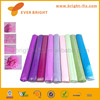 multicolor crepe paper for handicrafts/ party crepe paper