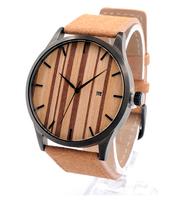 bobo bird wood watch bamboo watches oem wristwatch wooden watch personal branding