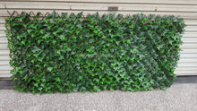 100*200cm artificial leaves fence for garden decoration