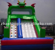 2016 fashion giant inflatable water slide for adult