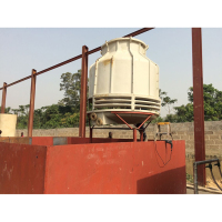 Urban waste retreat waste tyre recycling line plastic pyrolysis plant for sale