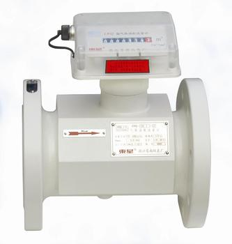 mechanical index turbine meter