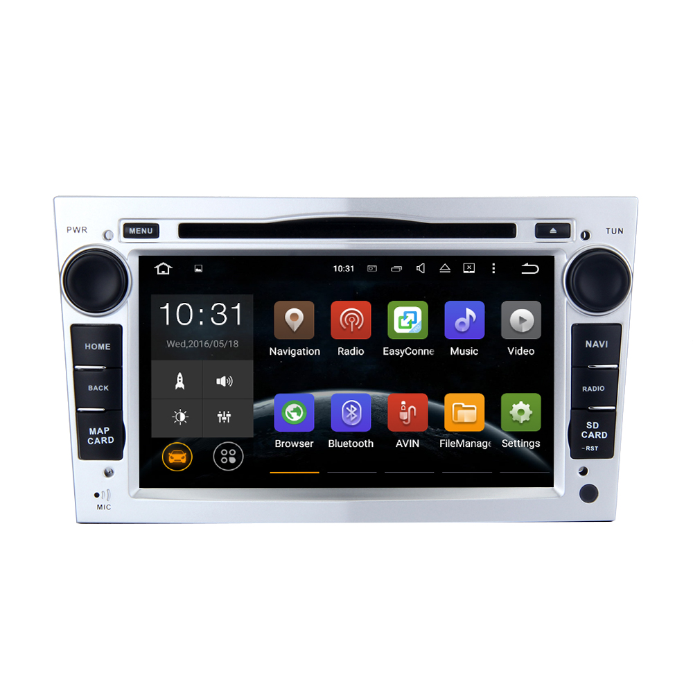 Wholesale high quality Special and Humanized Design car gps dvd player for Opel Vectra C from 2004